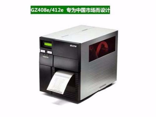 SATO GZ408E/412E条码打印机