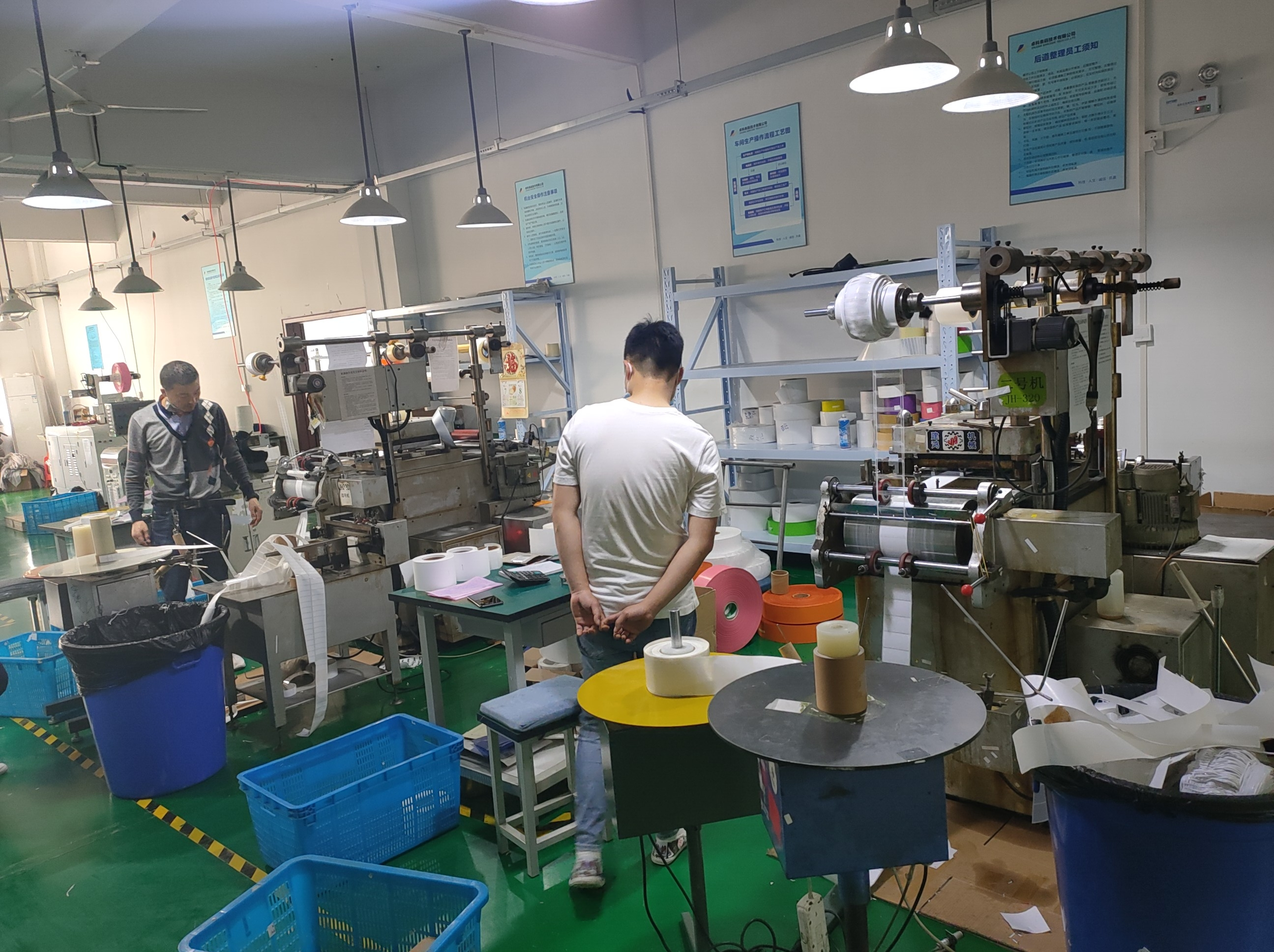 卓科生产基地3
