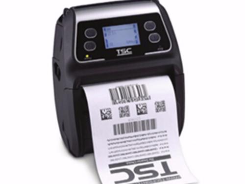 TSC alpha-4l 便携式条码打印机