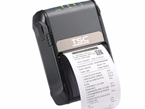 TSC Alpha-2R 便捷式条码打印机